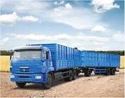 Автомобиль-зерновоз на шасси КамАЗ 65117