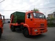 Бункеровоз МКС-4501 шасси Камаз-43253-Н3