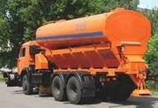 Машина дорожная комбинированная КО-823-01
