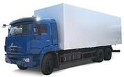 Изотерм. фургон на шасси КАМАЗ-65117-N3 (дв. Cummins,  300 л.с.)
