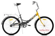 Продается велосипед почти новый