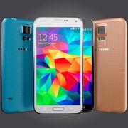 Samsung Galaxy S5 + Gear 2 and Apple iPad 4 Retina Display Wi-Fi + 4G