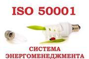 учебный курс: Внедрение системы Энергоменеджмента,  ИСО 50001