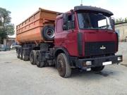 Седельный тягач МАЗ 642208
