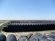 Труба б/у 1220х12,  55 000 тенге за тонну.
