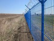 3d забор - ограждение территории,